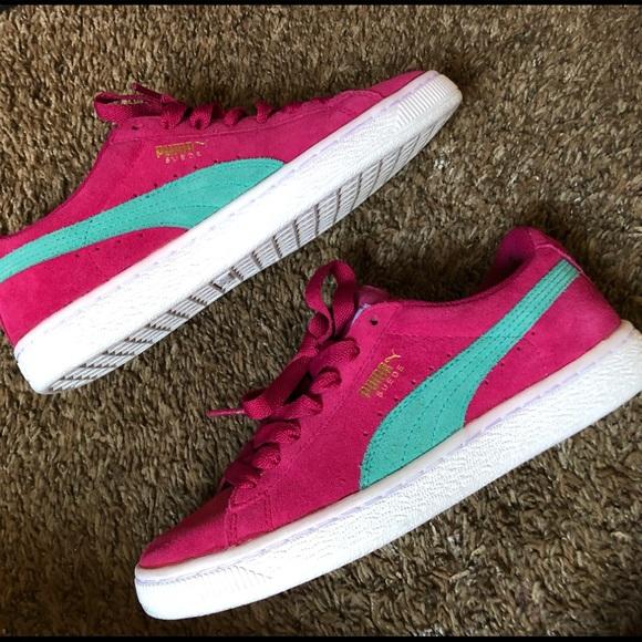 separation shoes 467d5 cc7db Puma suede Sneaker shoe sale WEEKEND SALE